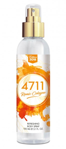 4711 Remix Cologne Edition 2018, 150 ml Body Spray